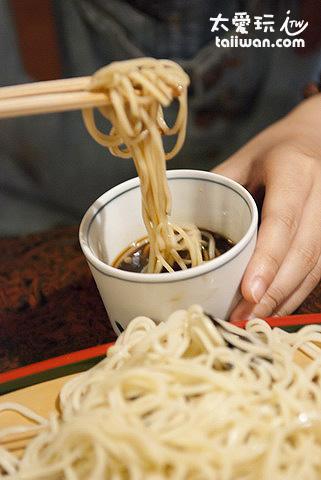 日本蕎麥麵好吃