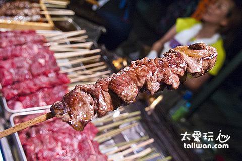 神戶牛烤肉也未免太好吃了