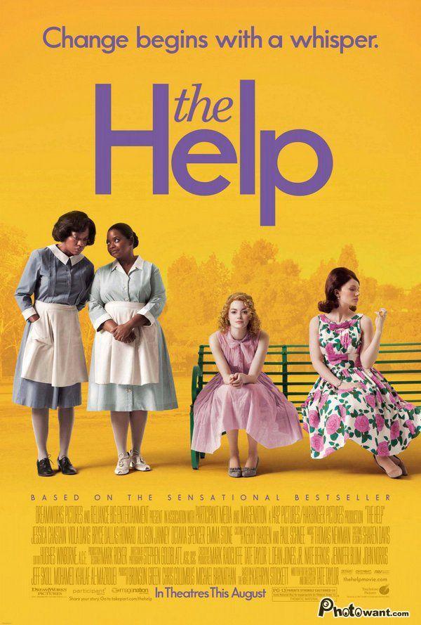 電影 The Help 姊妹
