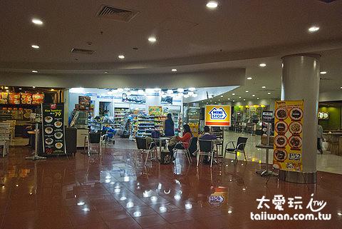 馬尼拉機場第3航廈4樓的Mini Shop
