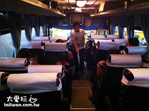 前往天使城的巴士