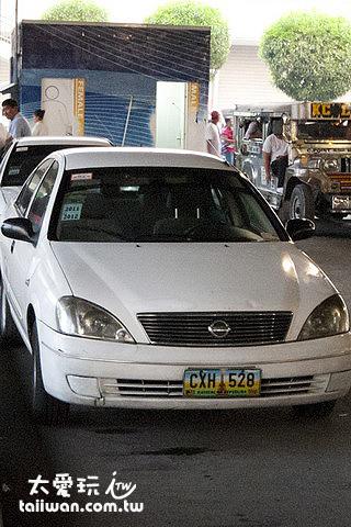 白色計程車