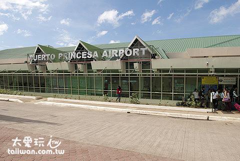 公主港機場