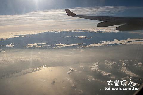美麗的台灣島