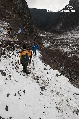 下山的路比上山更危險