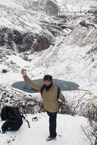 冰湖與冰瑜