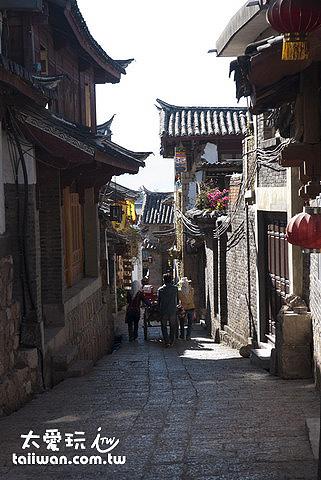 麗江古城迷途之旅