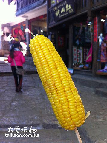 玉米便宜又好吃