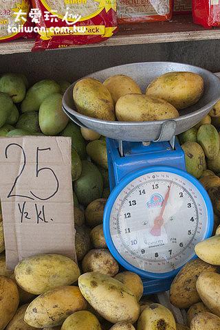來菲律賓一定要吃芒果阿!