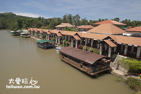 Loboc River Cruise行程