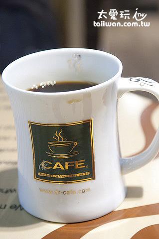 逛累了就來杯咖啡