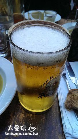 好喝的德國啤酒