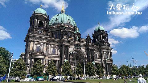 雄偉的柏林大教堂