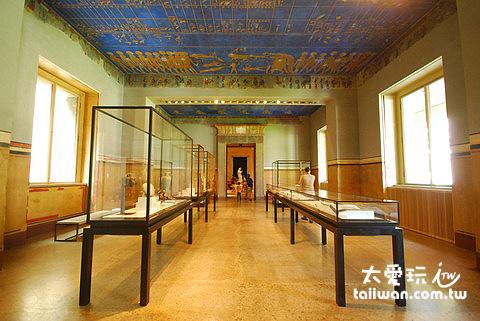 柏林新博物館(Neues Museum)