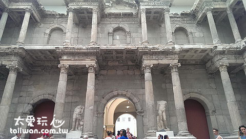 米利都市場大門Market Gate of Miletus