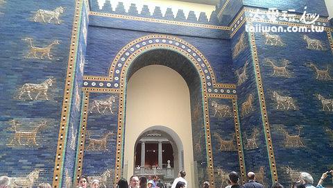 伊什塔爾城門Ishtar Gate
