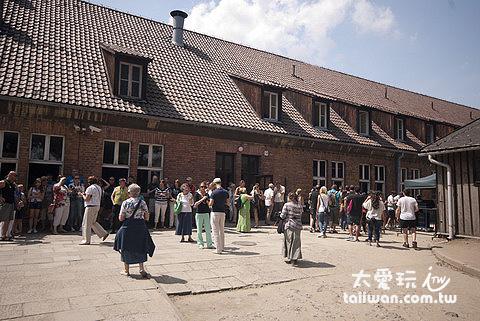 奧斯維辛Oświęcim集中營博物館