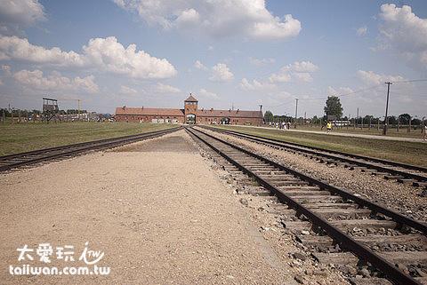 奧斯維辛Oświęcim集中營車站
