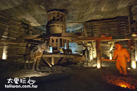 維利奇卡鹽礦Wieliczka Salt Mine