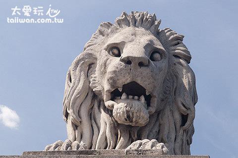 傳聞中的無舌獅