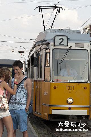 有軌電車2號線