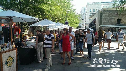 布達佩斯假日跳蚤市場