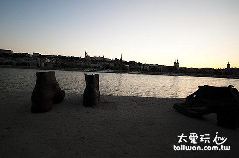 多瑙河黃昏