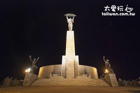 匈牙利的自由女神像