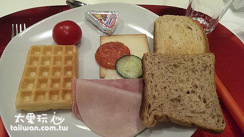 Budapest Guest Rooms民宿的歐式早餐