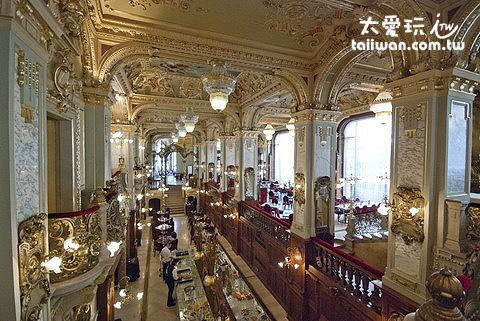 全世界最美的咖啡館