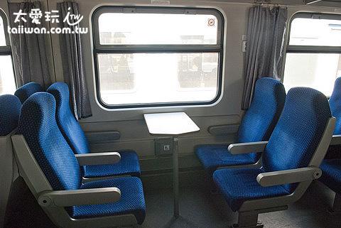 火車2等車廂