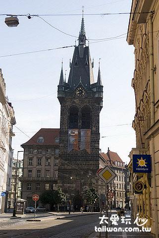 布拉格的童話世界