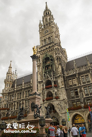 慕尼黑市政廳