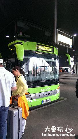 Mein Fern Bus
