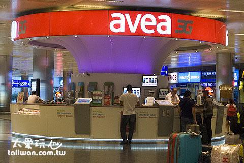 在機場辦了3G上網...但是結果很慘