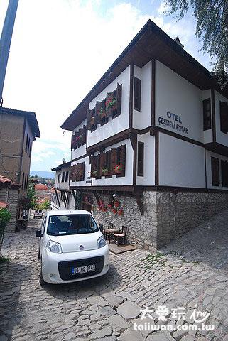 鄂圖曼帝國式的豪宅