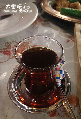 每日一杯土耳其茶是一定要的