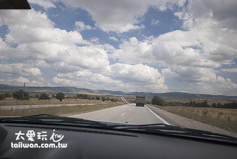 土耳其開車心曠神怡