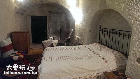 Aydinli Cave House美麗的房間