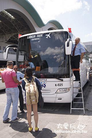伊斯坦堡機場巴士