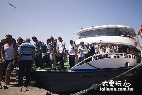 伊斯坦堡遊覽船