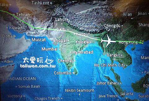 飛回亞洲囉