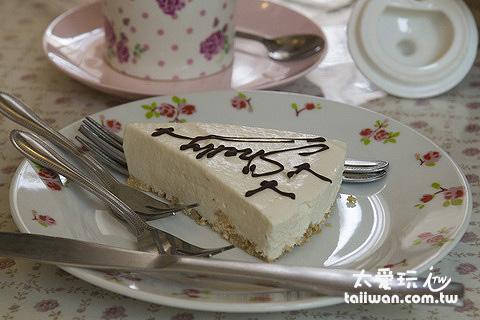 起司蛋糕下午茶