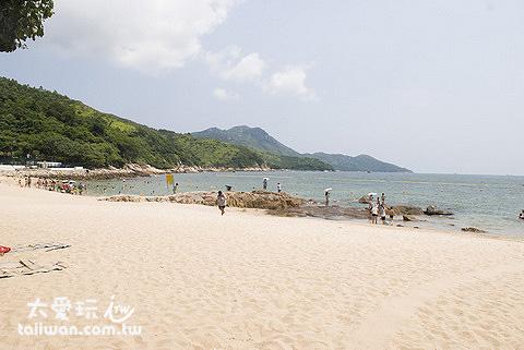 洪聖爺灣海灘