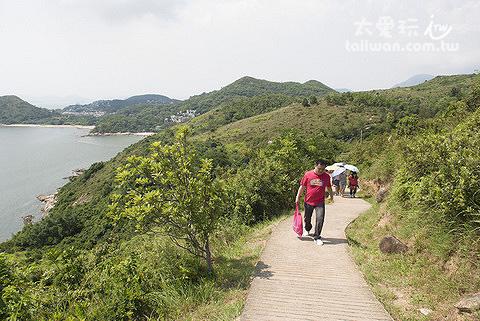 南ㄚ島健行步道