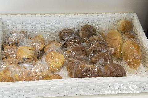 旺角薈賢居早餐麵包