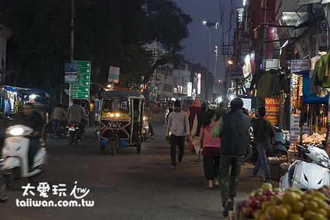 Haridiwar街景