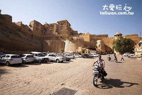 沙漠之城城堡