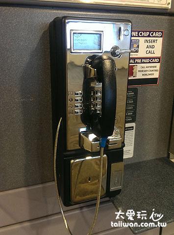 樟宜機場公共電話可以免費打市話