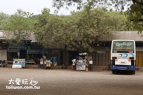 娘烏鎮巴士站